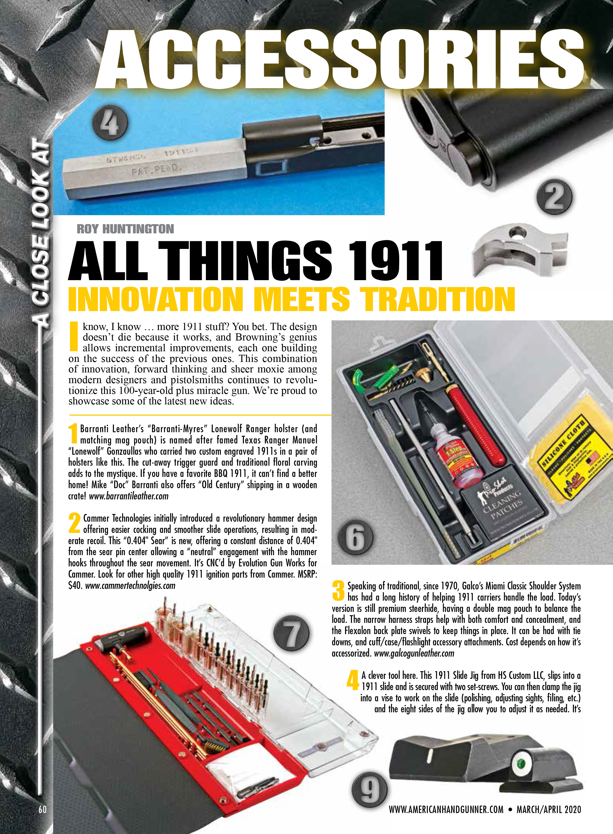 All Things 1911 1-1